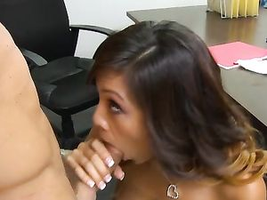 Small Tits Of A Schoolgirl Shaking While Fucking