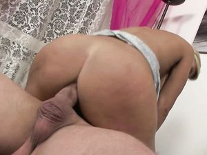 Teen Asshole Is Ready For Gaping Sex With His Big Dick