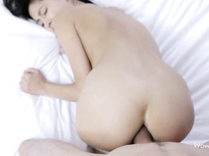 Anal Loving Teen Bent Over And Taking It Doggystyle
