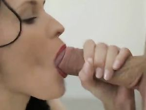 Classy Chick Making Out Before Anal Pounding